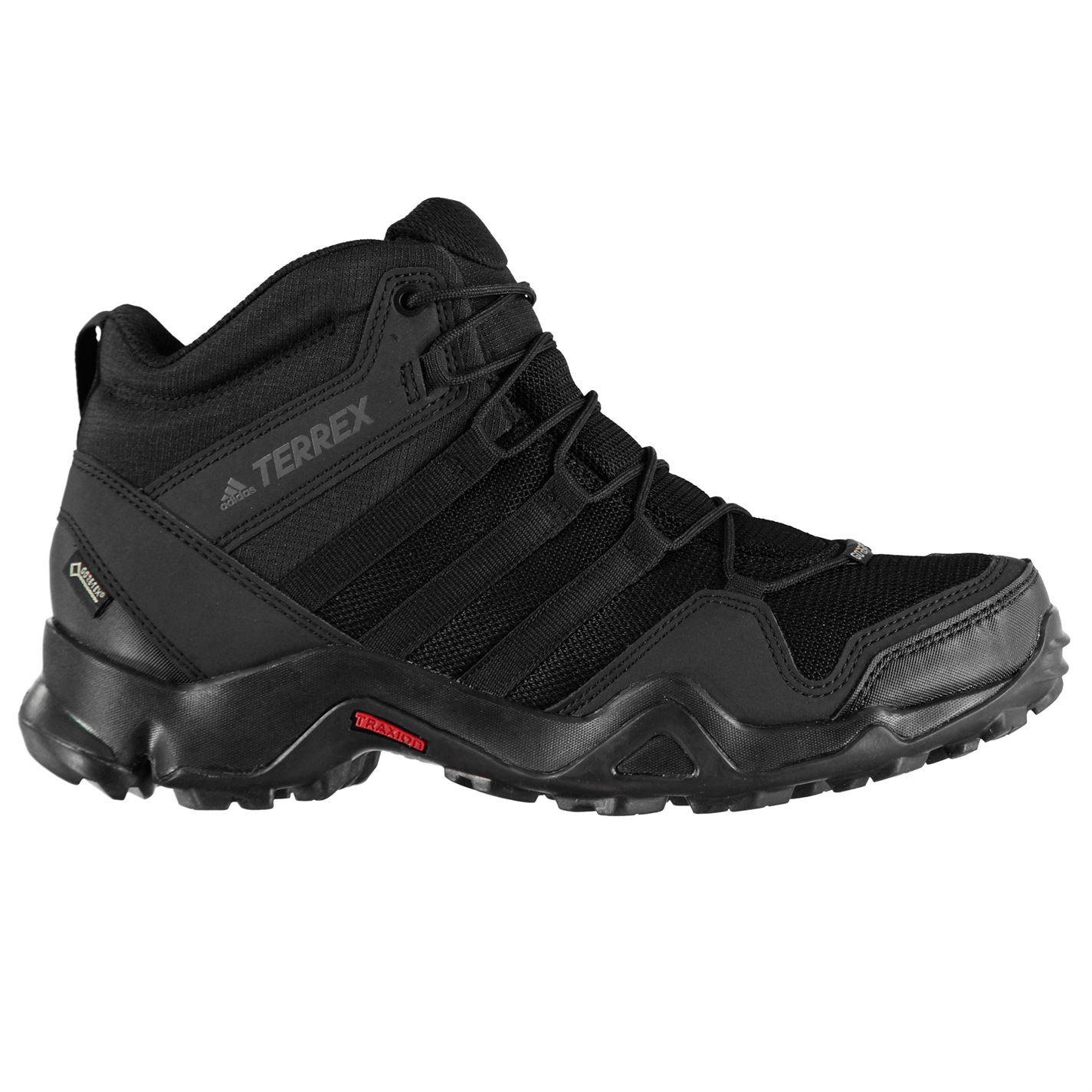 Adidas TERREX AX3R Mid GTX Mens Walking Shoes