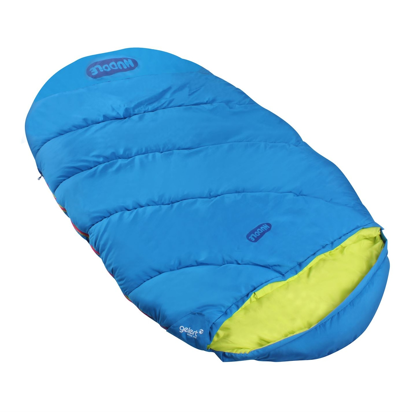Gelert Huddle Sleeping Bag Junior
