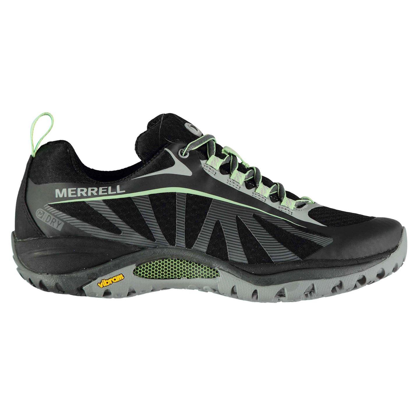bda1049768bb Merrell Siren Edge Waterproof Ladies Walking Shoes
