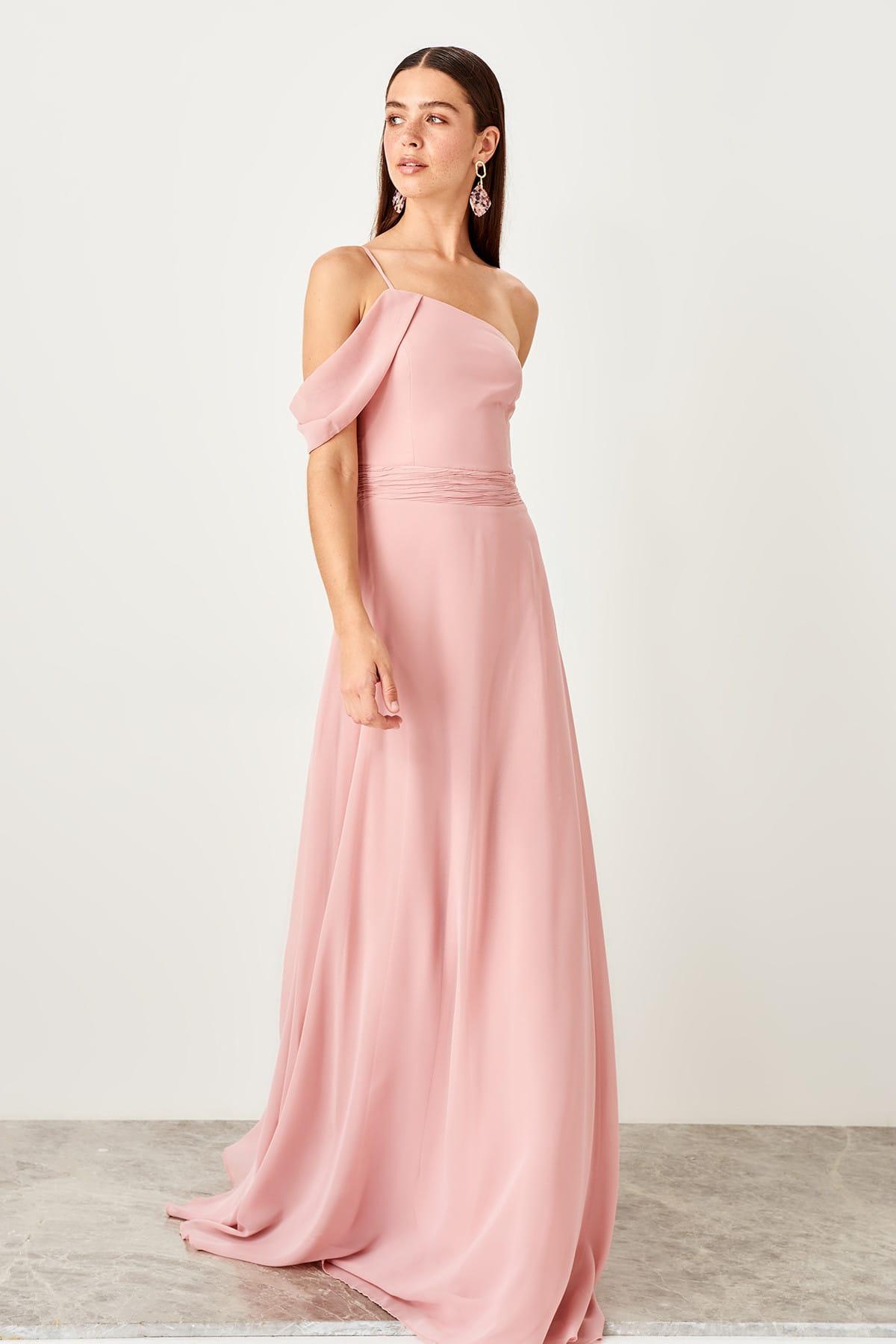Trendyol dámske večerné šaty