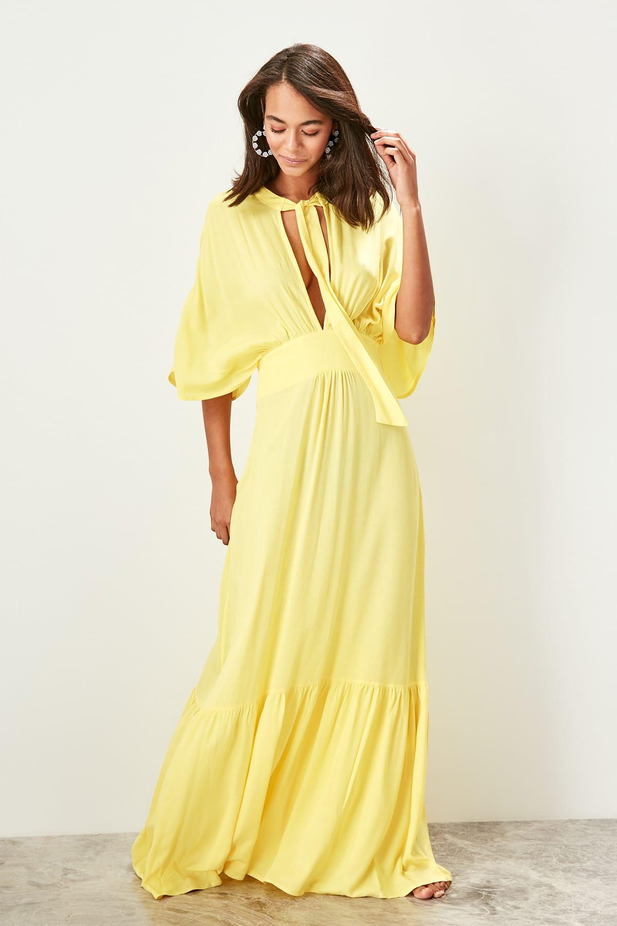 Trendyol dámske plážové šaty