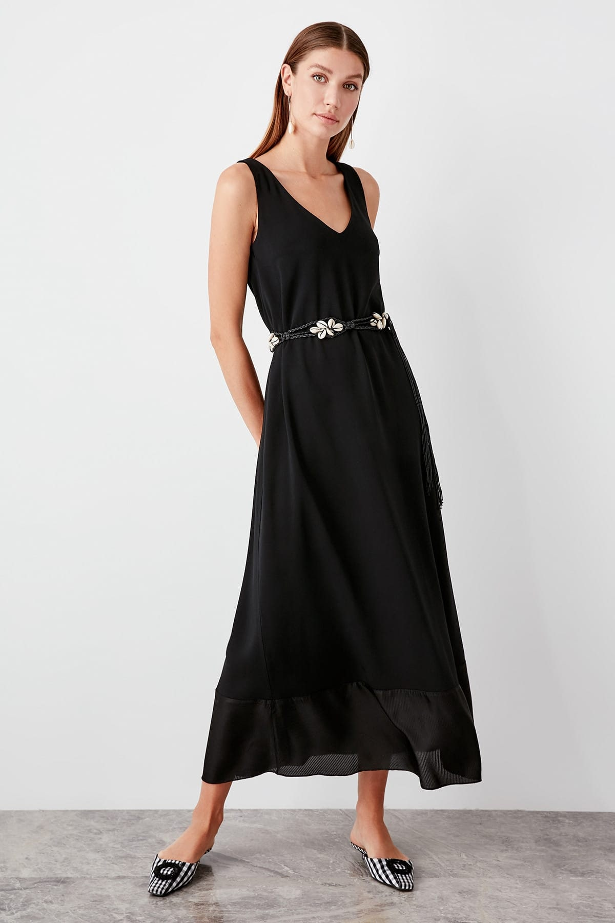 Trendyol dámske maxi šaty