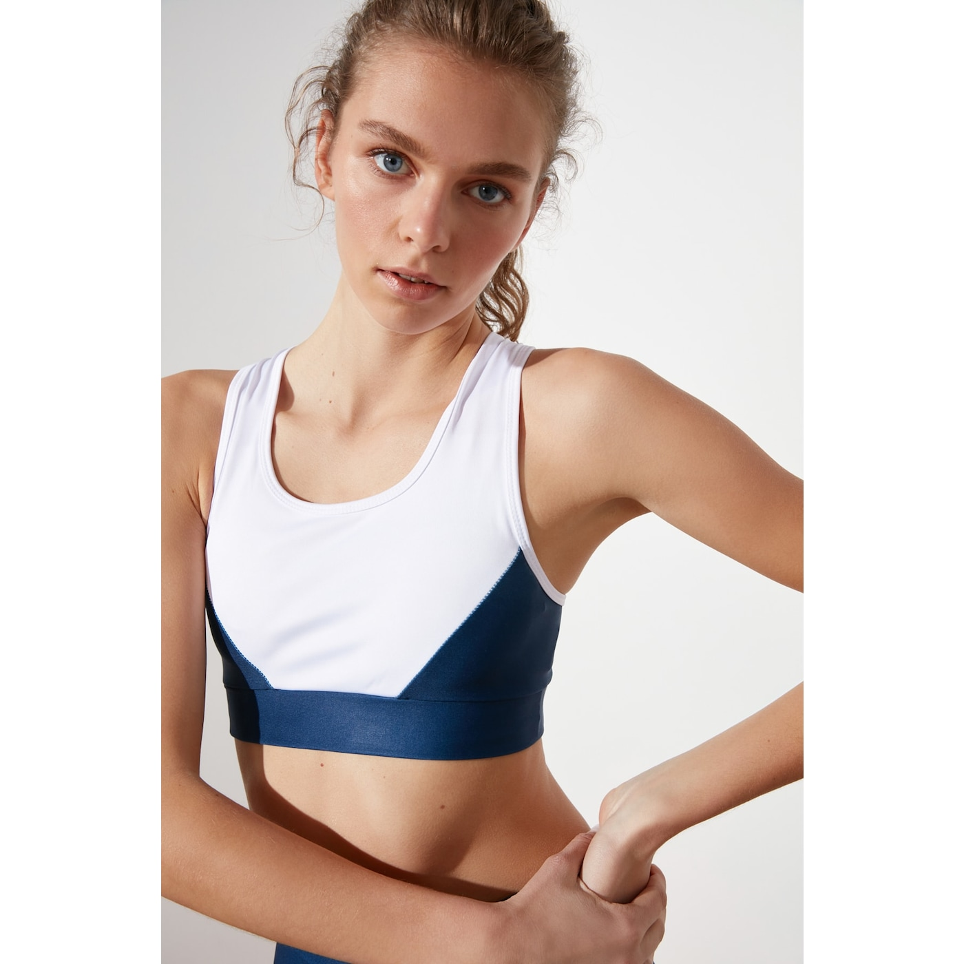 Trendyol Multicolored Supported Sports Bra