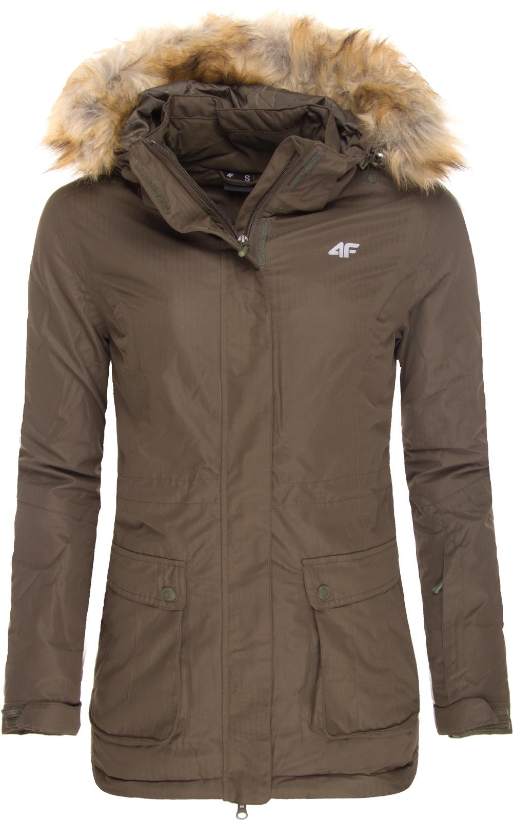 Zimná bunda dámska 4F KUDN007