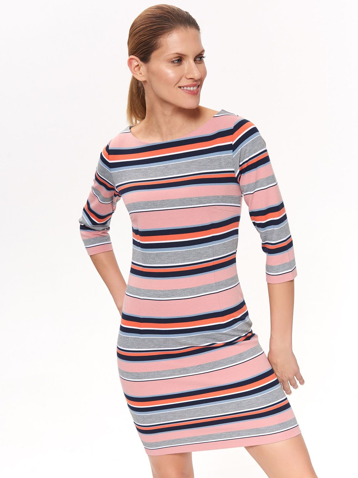 Top Secret dámské proužkované šaty
