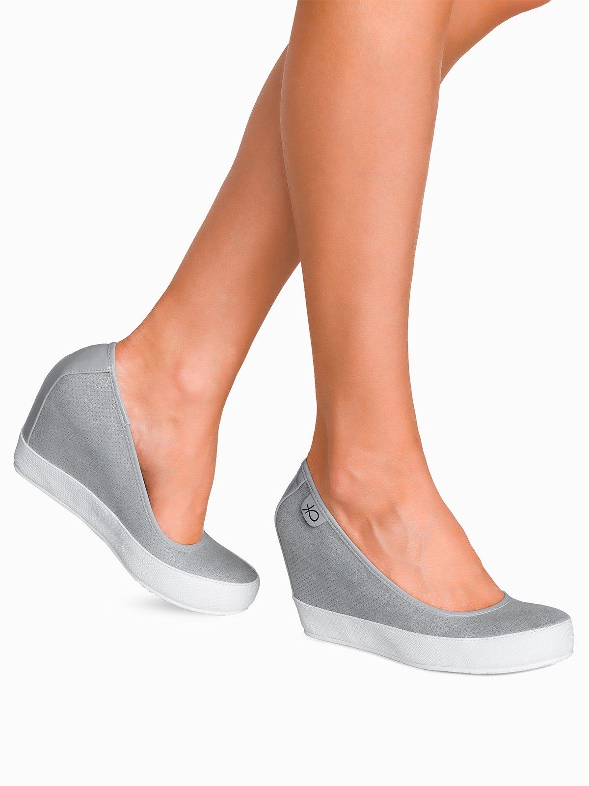 Larici dámské boty na platformě LR175