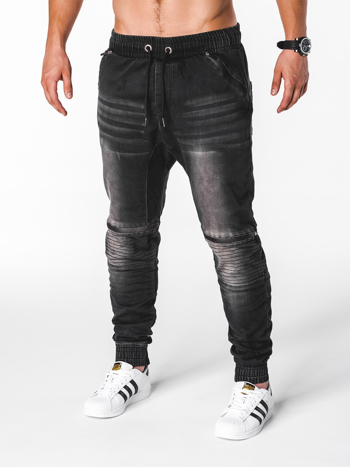 Ombre Clothing Men's jeans joggers P651
