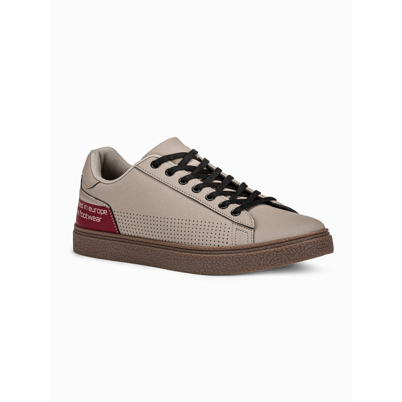 Ombre Clothing Men's high-top trainers T359
