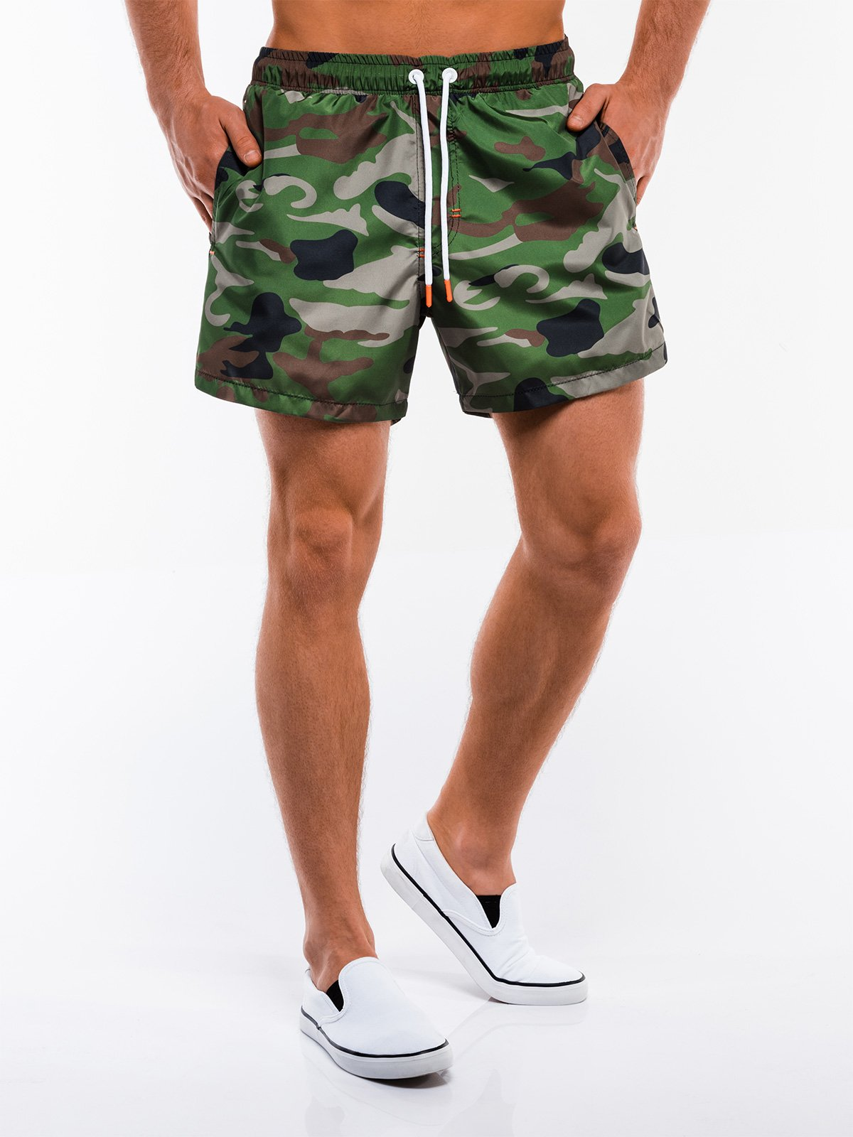 Ombre Clothing Men's swimming shorts W159