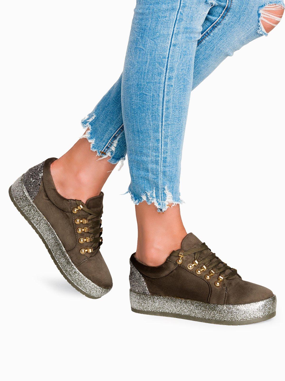 Larica dámske topánky na platforme LR069