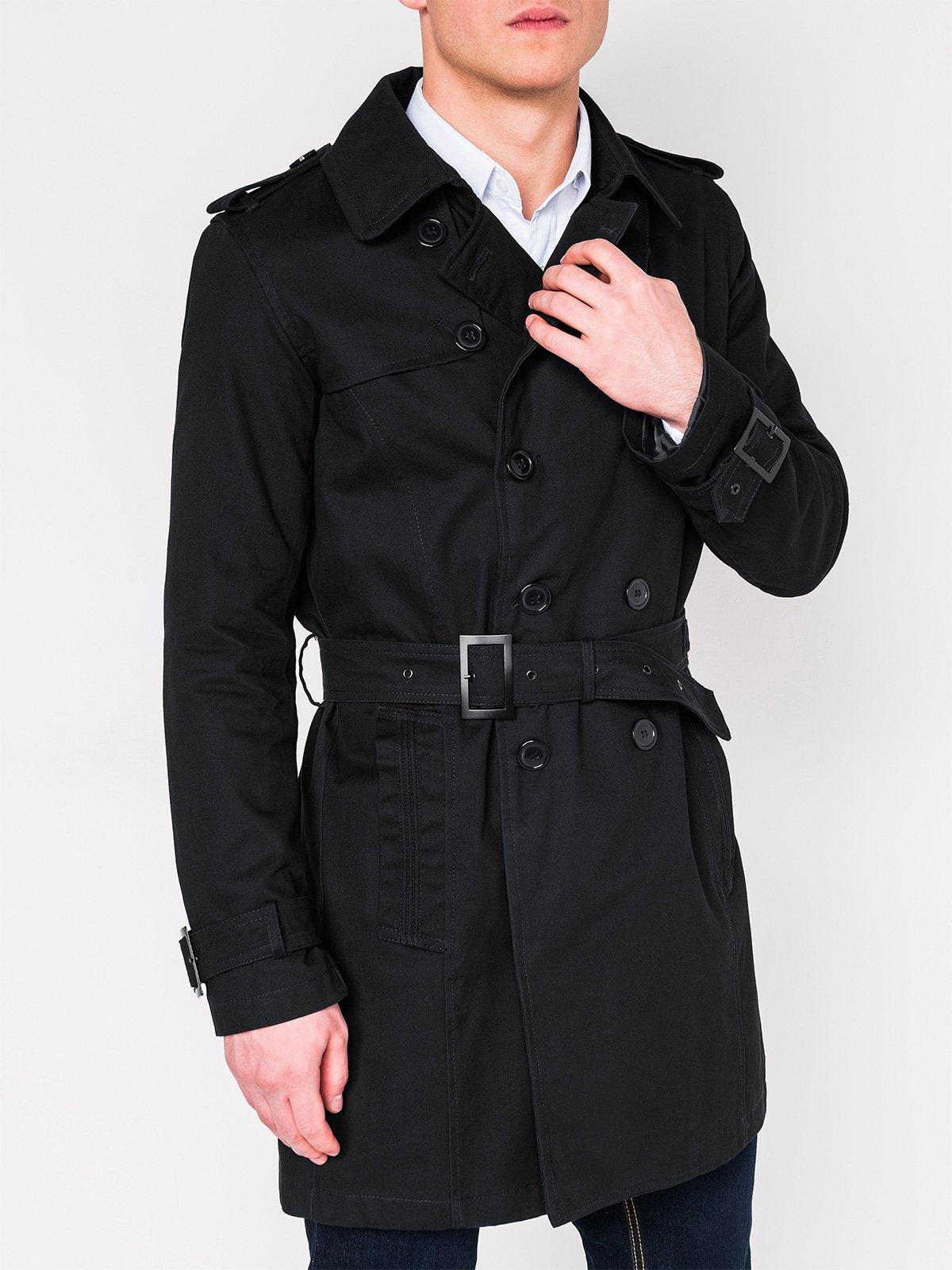 Ombre Clothing Men's coat C346