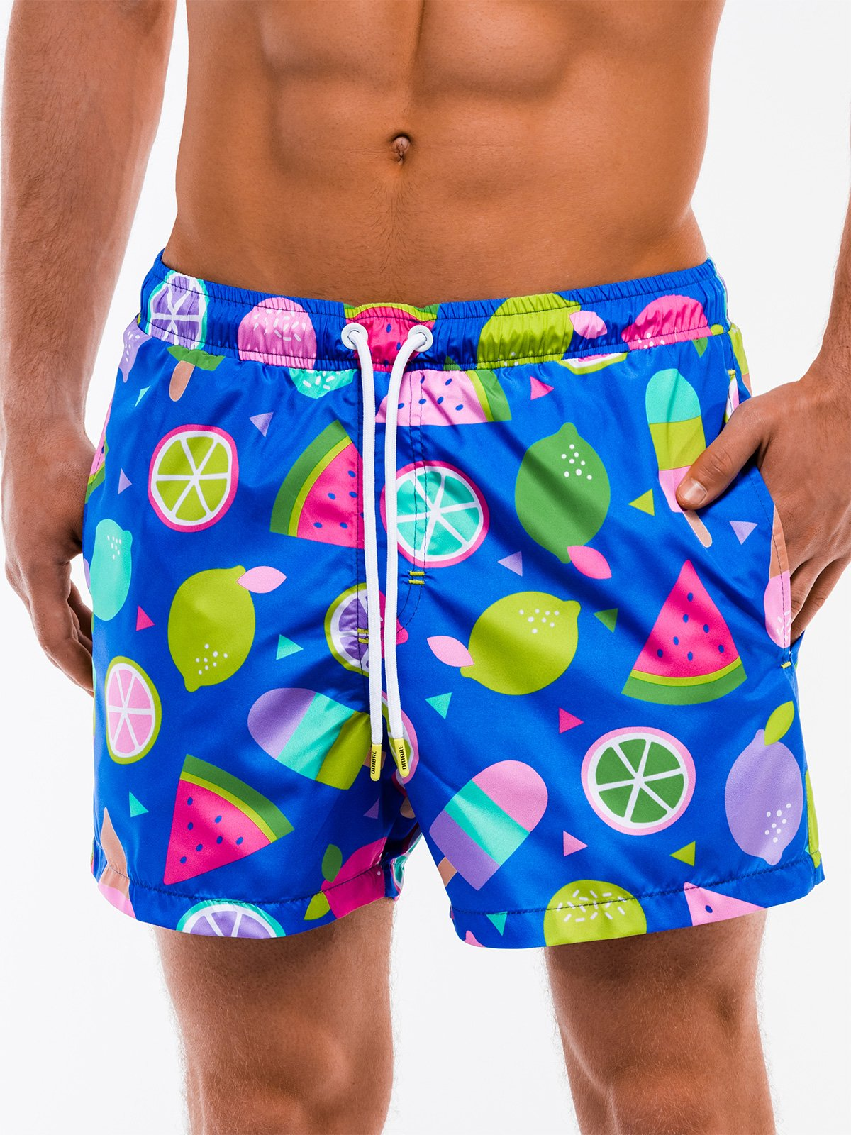 Ombre Clothing Men's swimming shorts W144