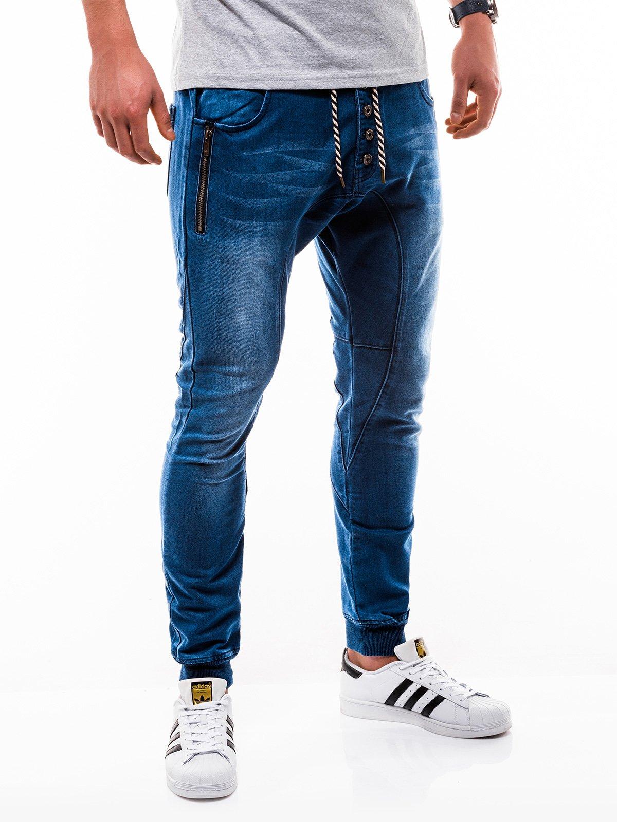 Ombre Clothing jeans joggers P198 pánske