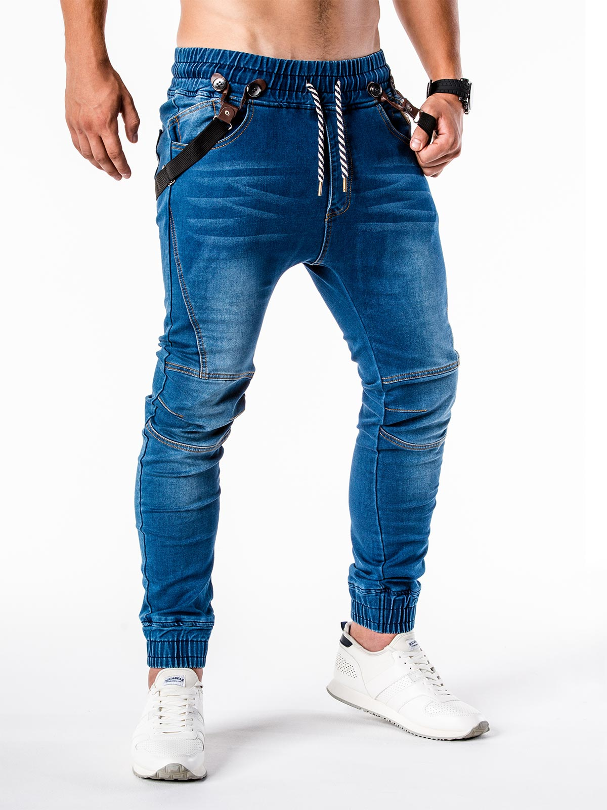 Ombre Clothing Men's jeans joggers P448