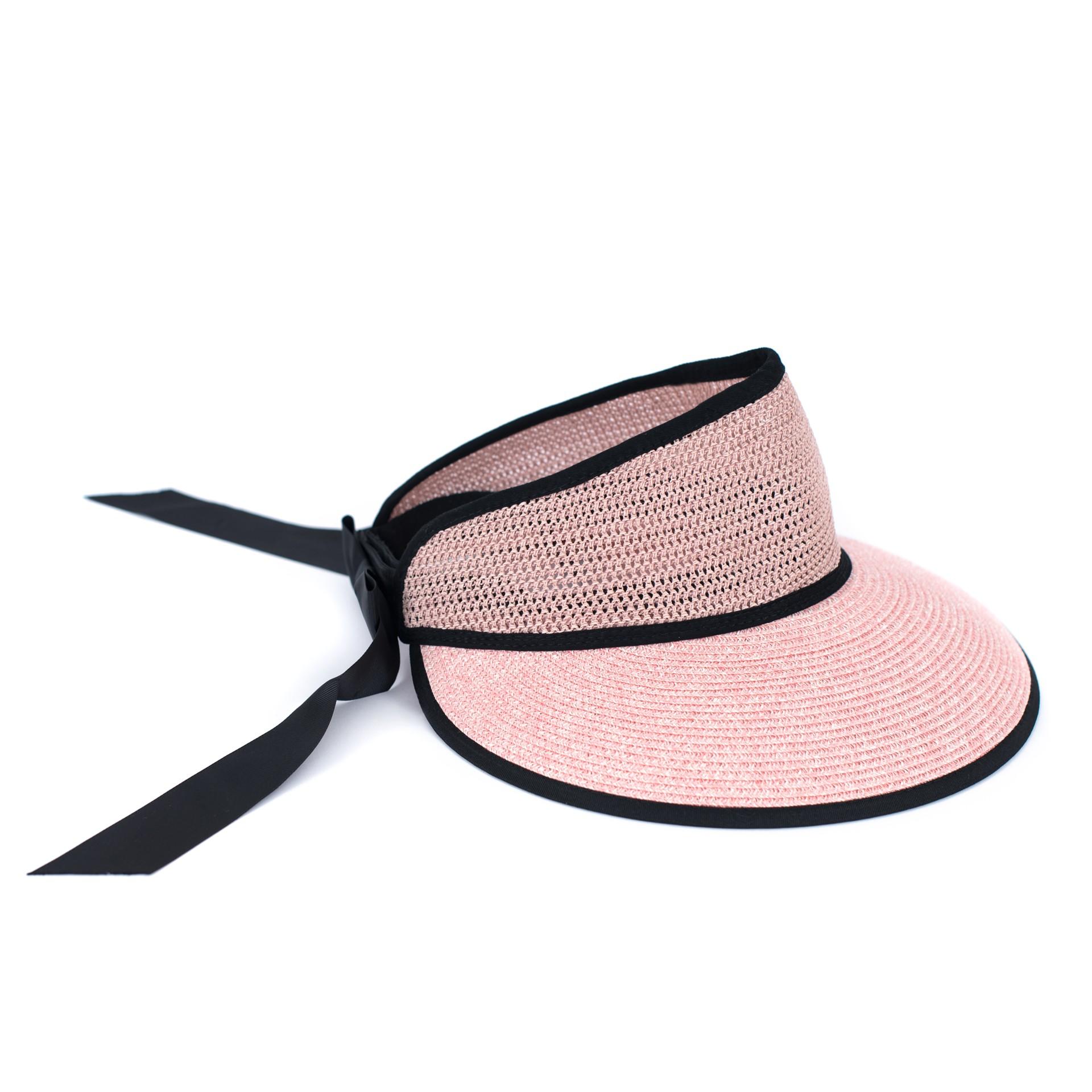 Art Of Polo Woman's Visor Hat cz19320 Light