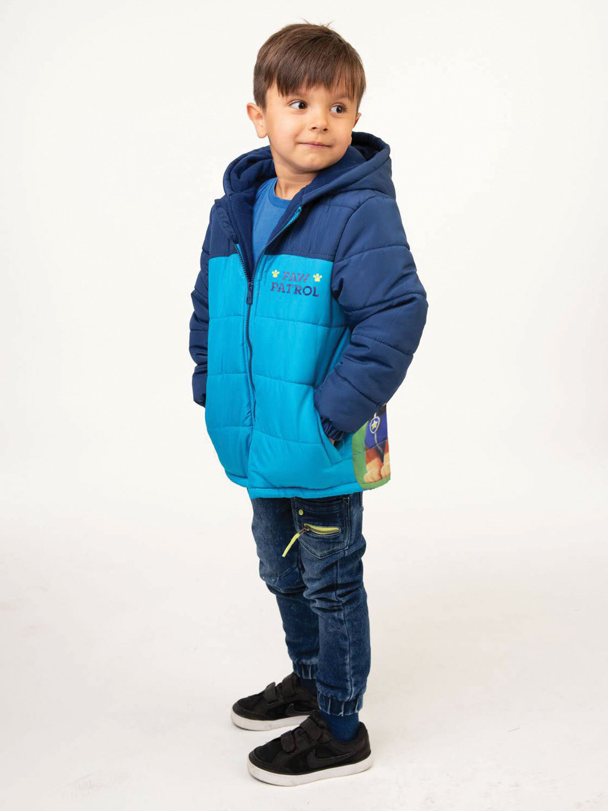 TXM BOY'S JACKET (WINTER)