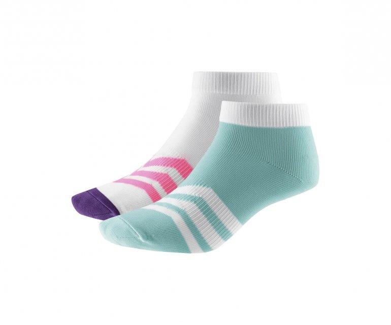 Ponožky dámske OUTHORN SOD605 2 pack