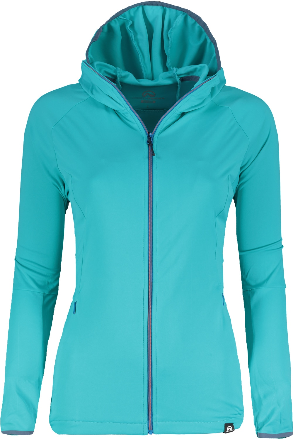 Women's outdoor sweatshirt NORTHFINDER KAELYNN