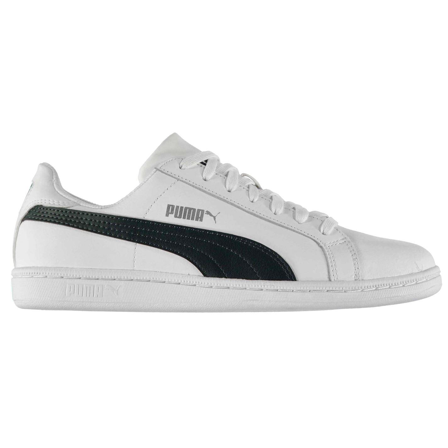 boty Puma Smash Leather pánske