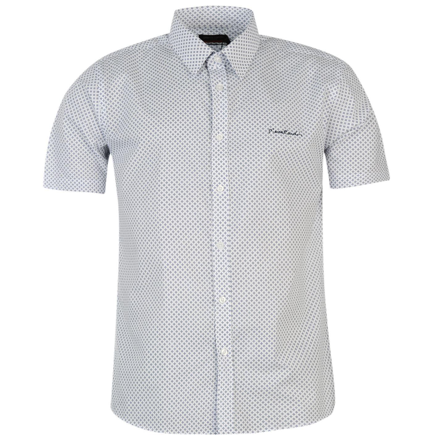 Pierre Cardin Short Sleeve Shirt pánské