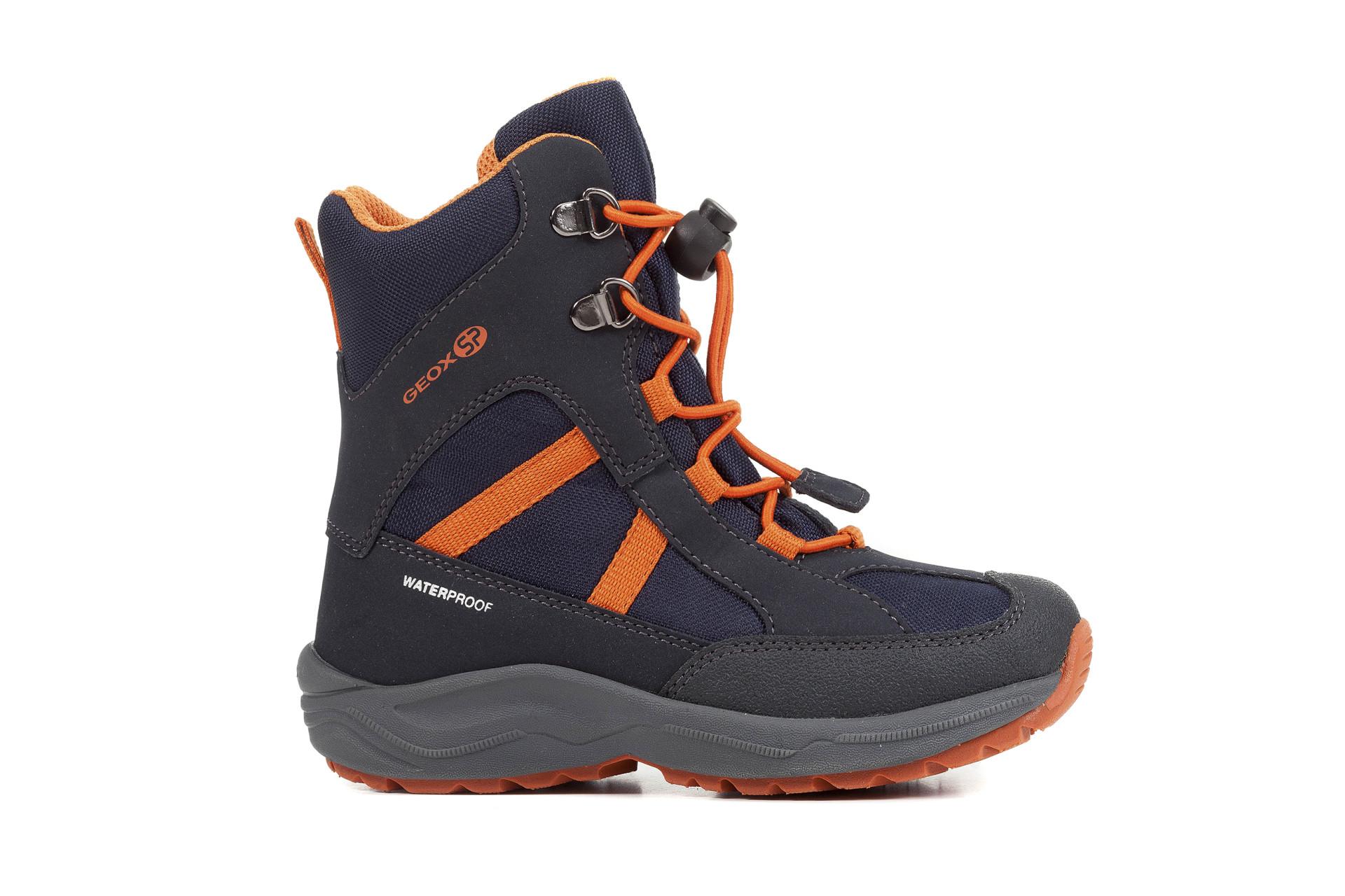 Children's winter shoes GEOX NEW ALASKA BOY B