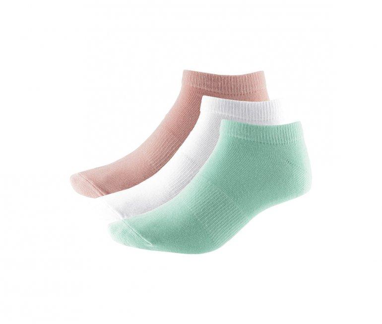 Ponožky dámske OUTHORN SOD600A 3 pack