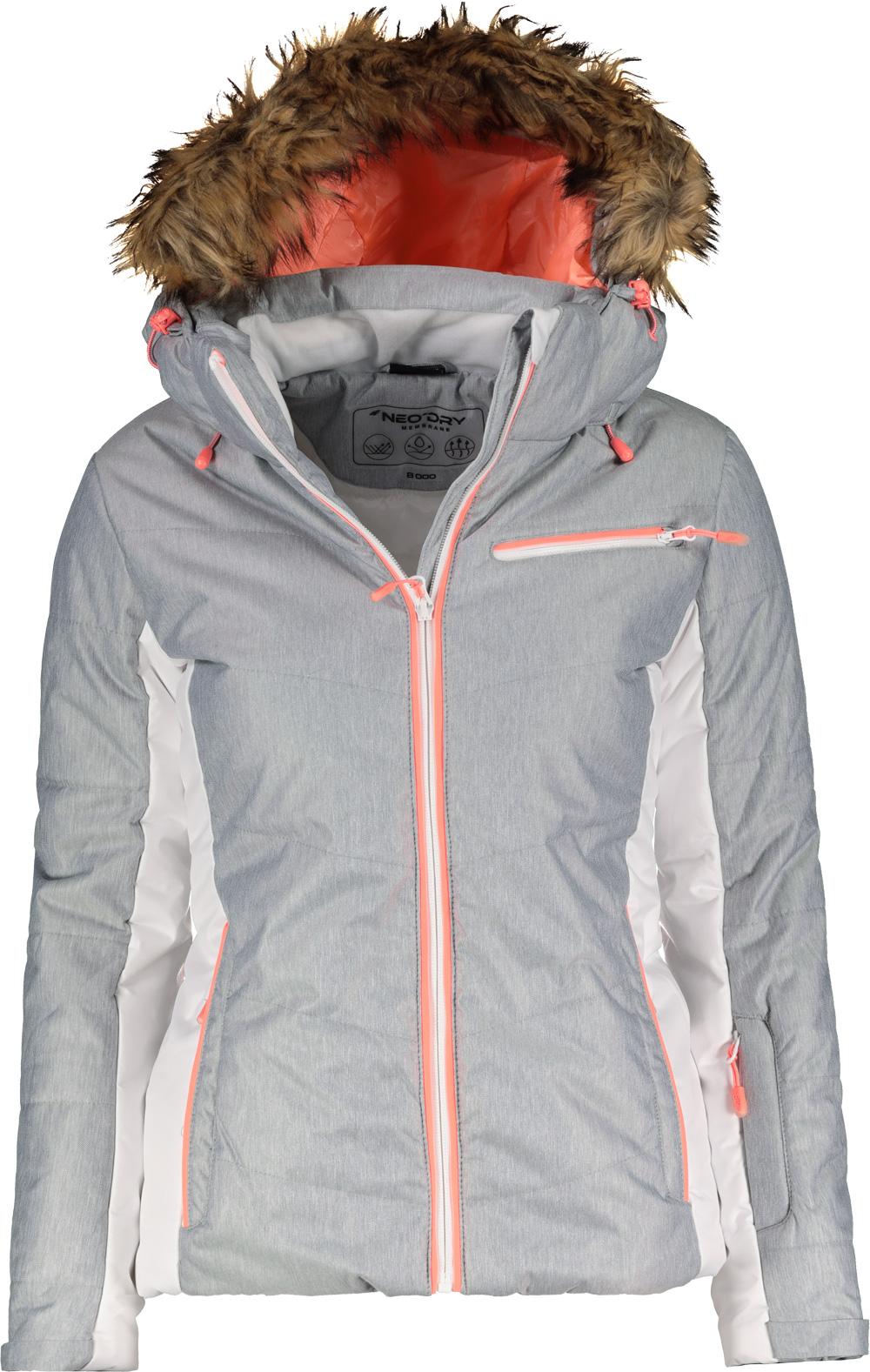 Bunda lyžiarska dámska 4F KUDN270