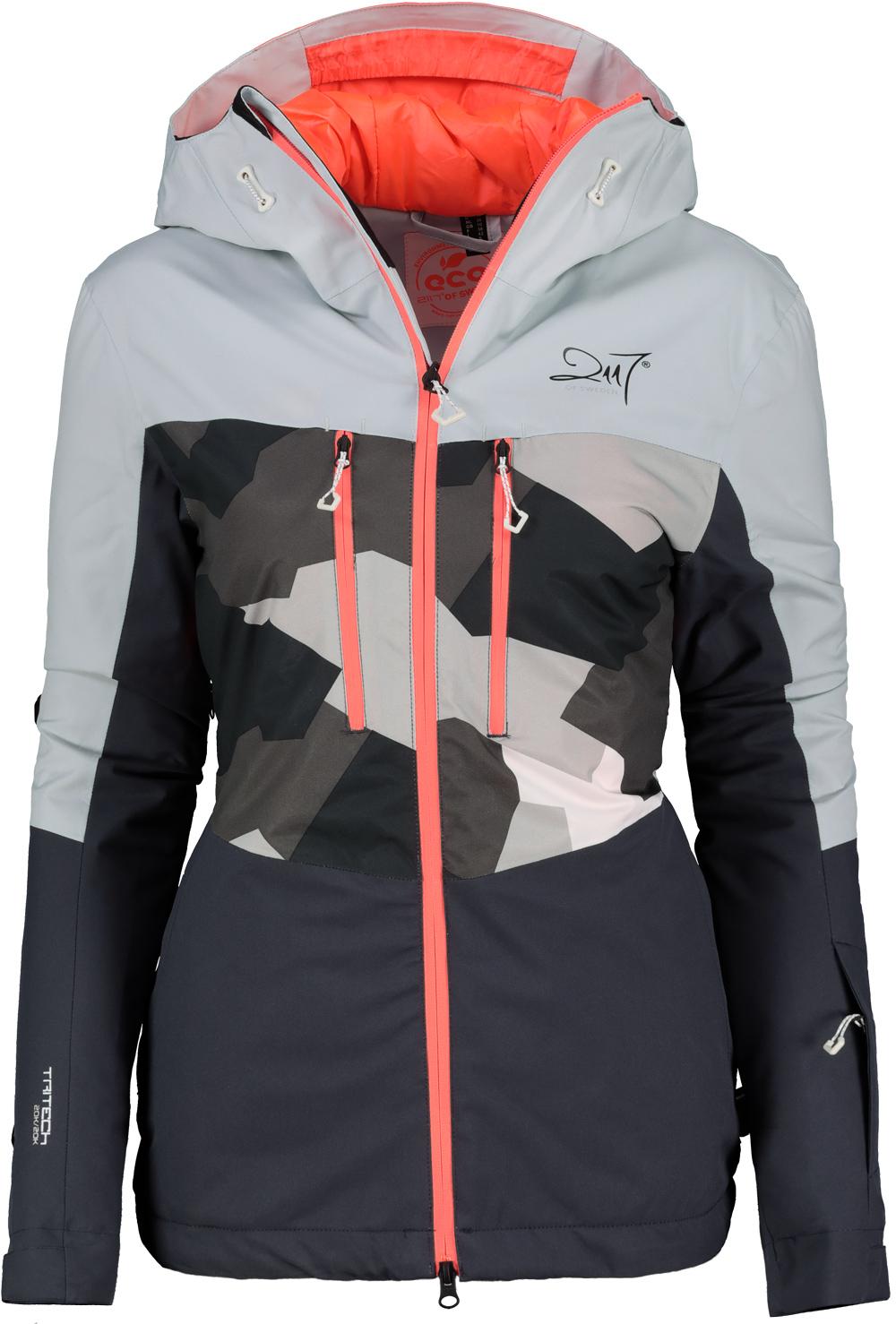 Bunda ECO lyžiarská dámska 2117 LUDVIKA