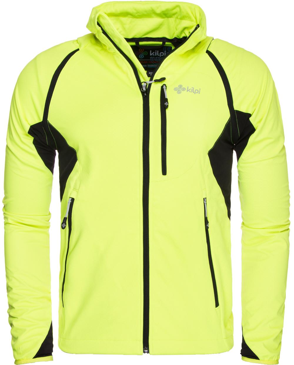 Softshell men's jacket Kilpi TRANSFORMER-M