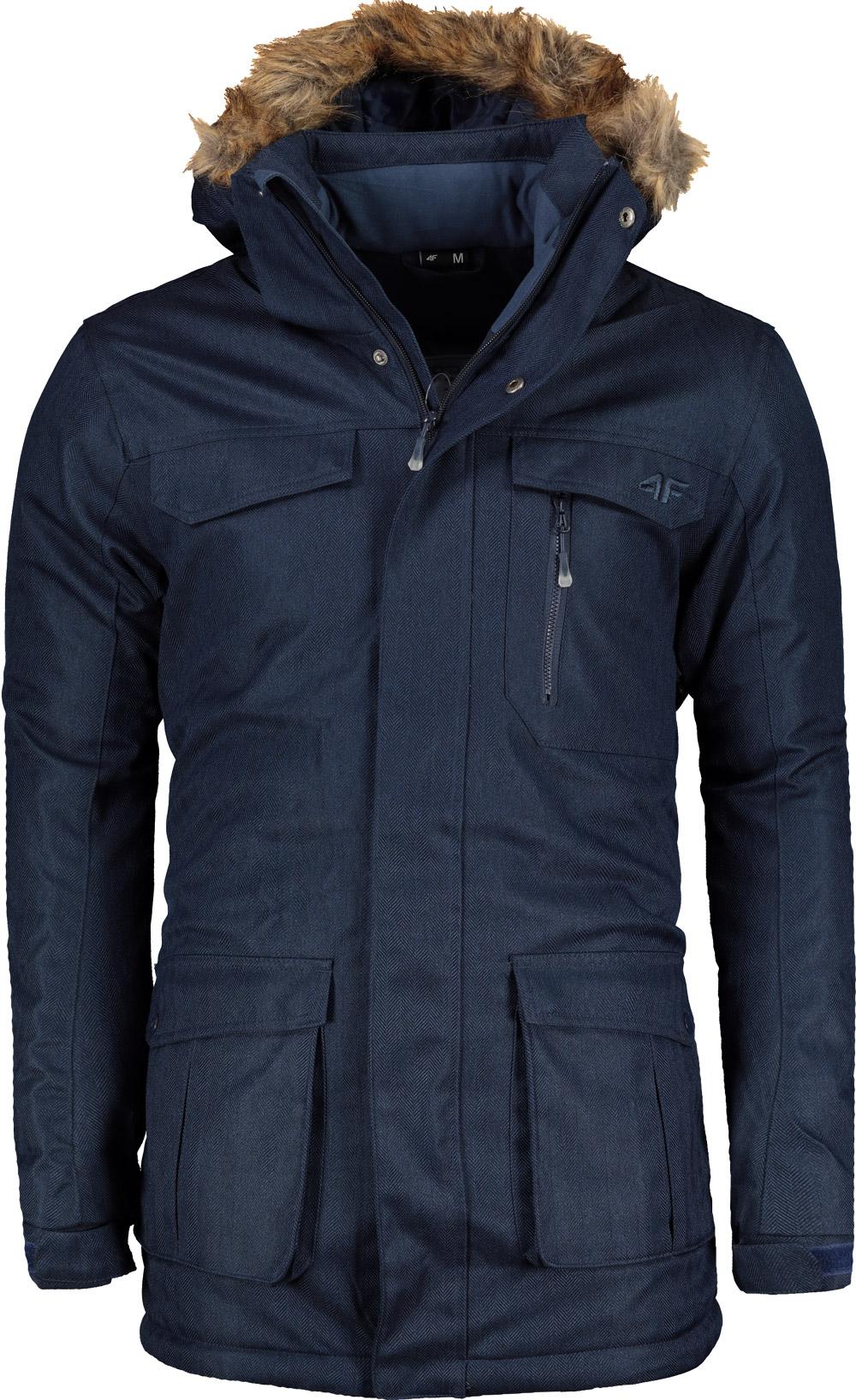 Zimná bunda pánska 4F KUM007