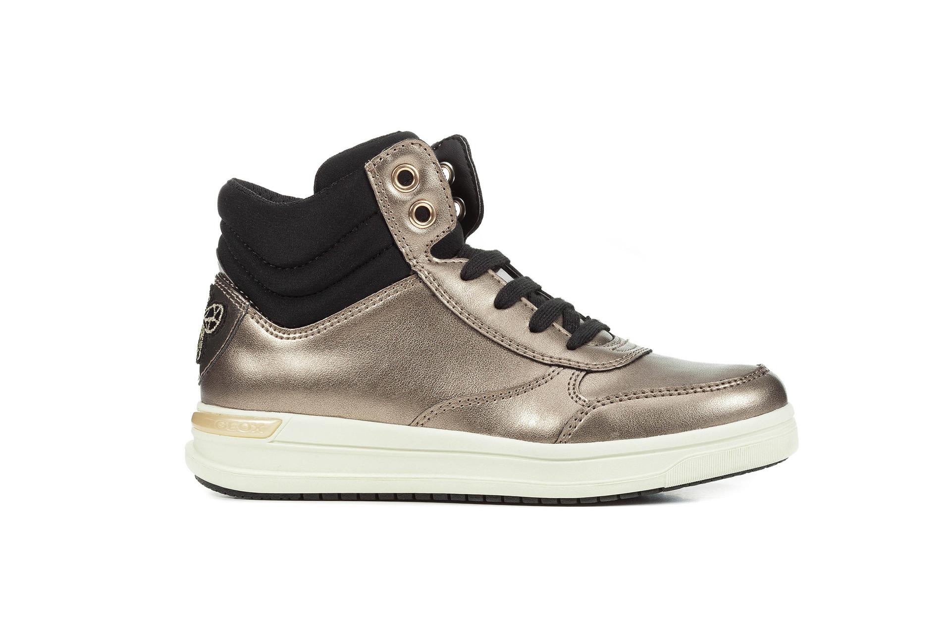 Children's sneakers GEOX AVEUP GIRL B