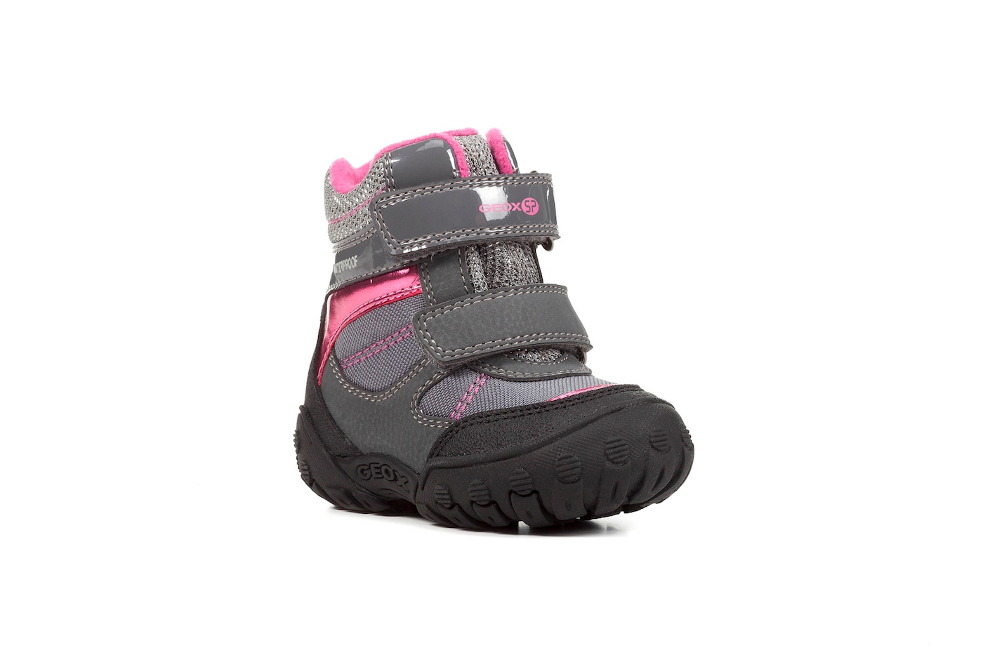 Dětské zimní boty GEOX GULP GIRL WPF