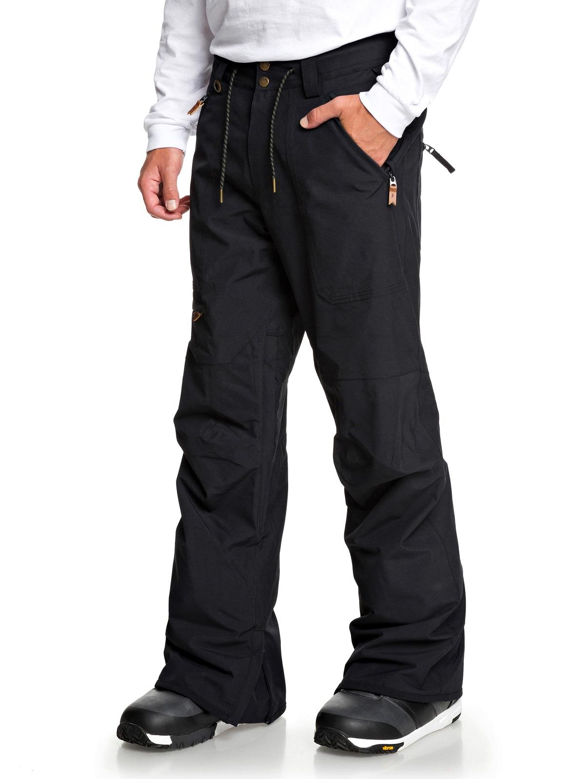 Kalhoty lyžařské pánské QUIKSILVER ELMWOOD PT