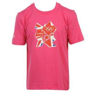 2012 Union Jack T Shirt Infants