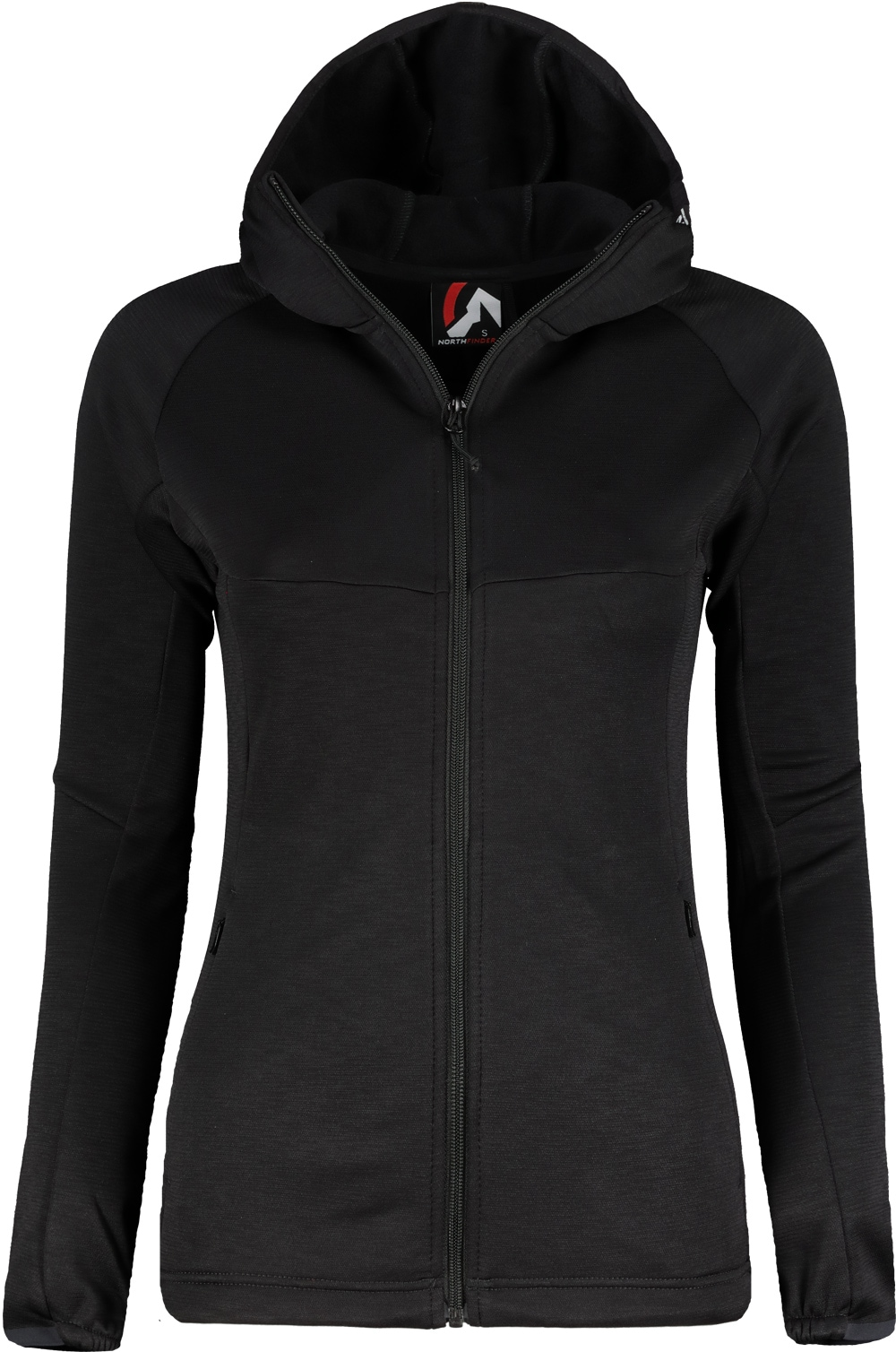 Women's outdoor hoody NORTHFINDER NOEMI