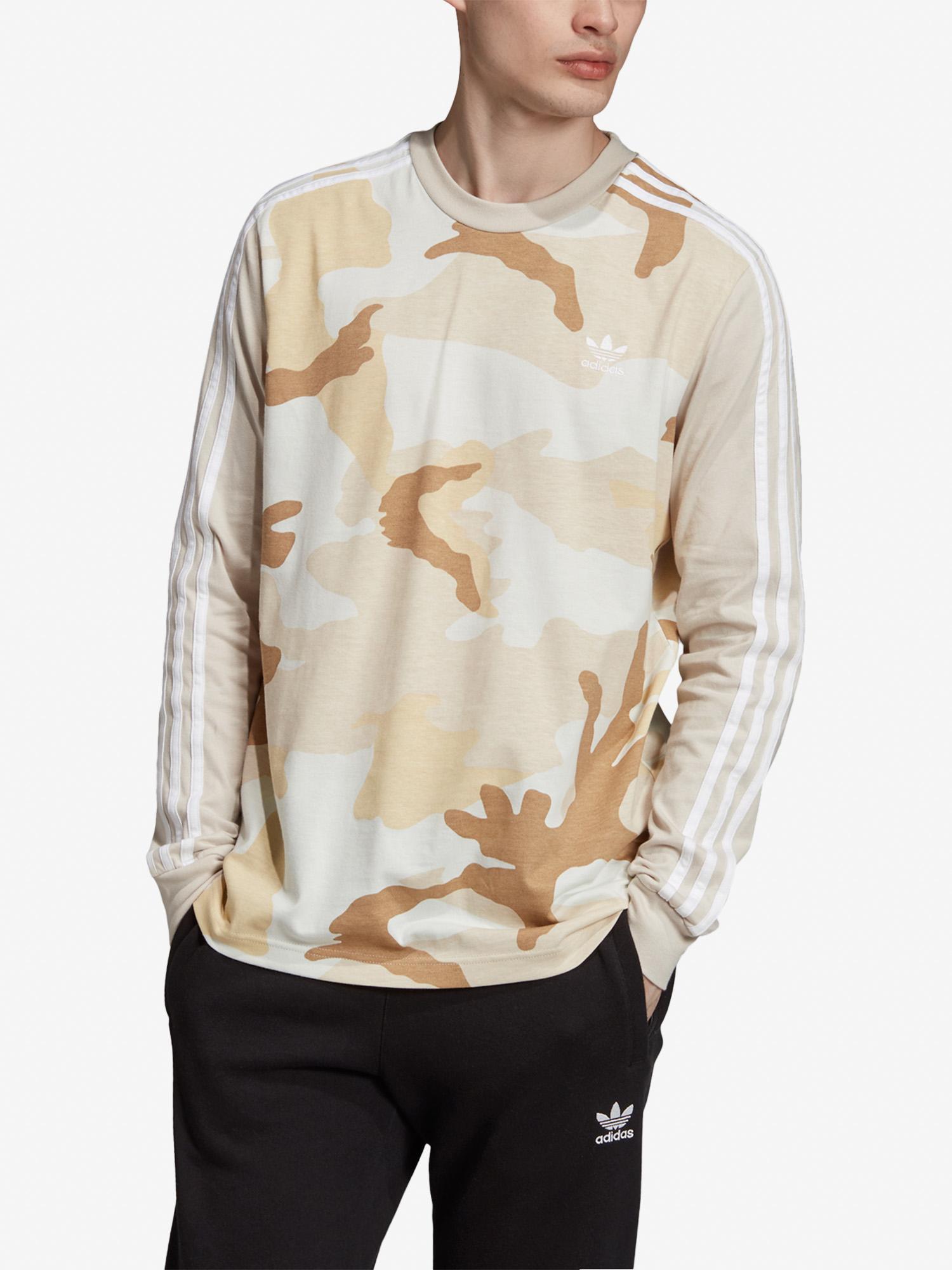 Adidas Originals Camo Ls Tee T-shirt