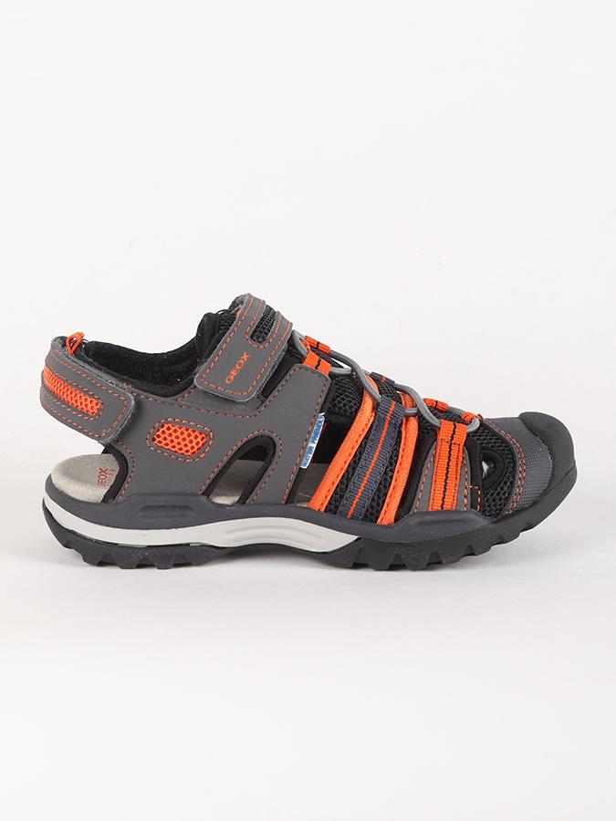 Geox J Borealis B. C Sandals-Durabuk + Mesh