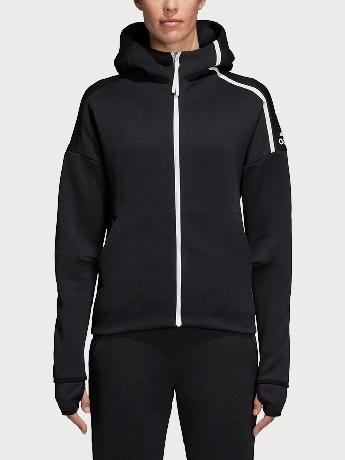 Adidas Performance W Zne Hd Fr Sweatshirt