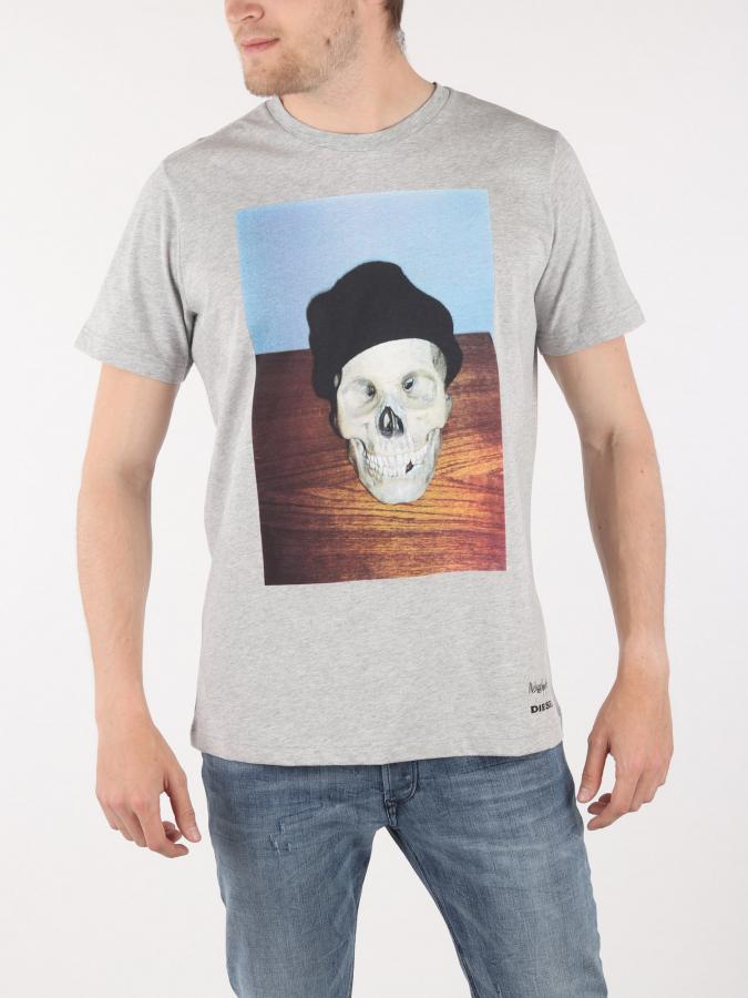 Tshirt Diesel T-Joe-Sk Maglietta