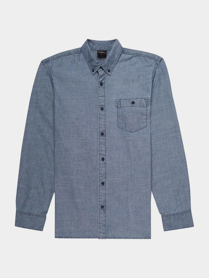 ONeill Shirt O ́Neill Lm Chambray L/Slv Shirt