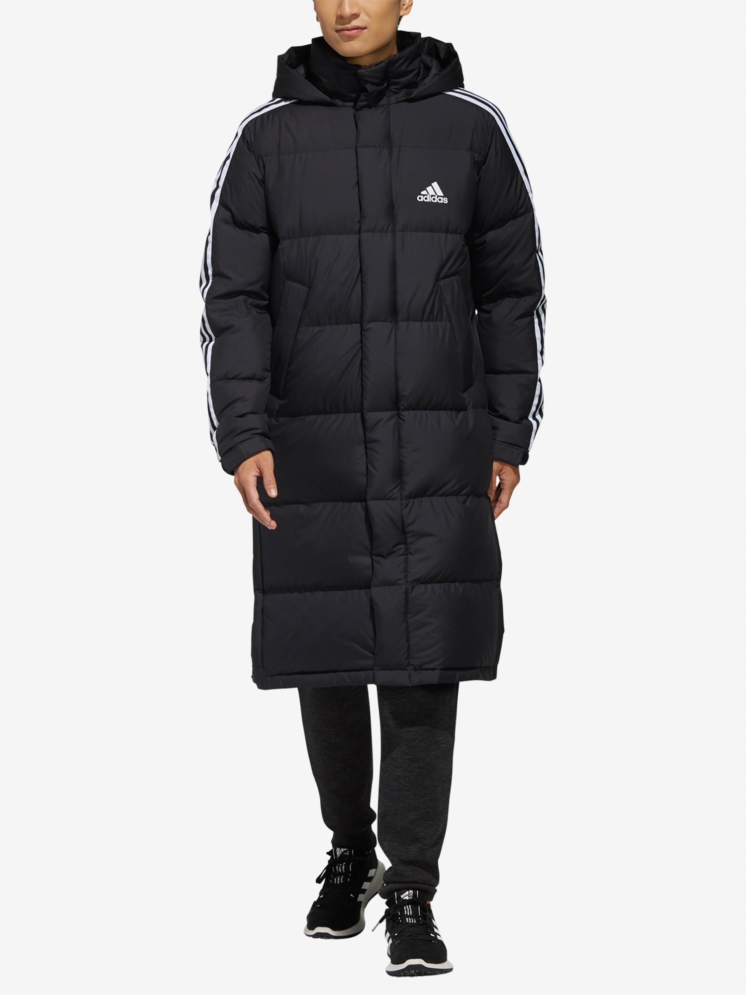 Adidas Performance 3St Long Parka Jacket