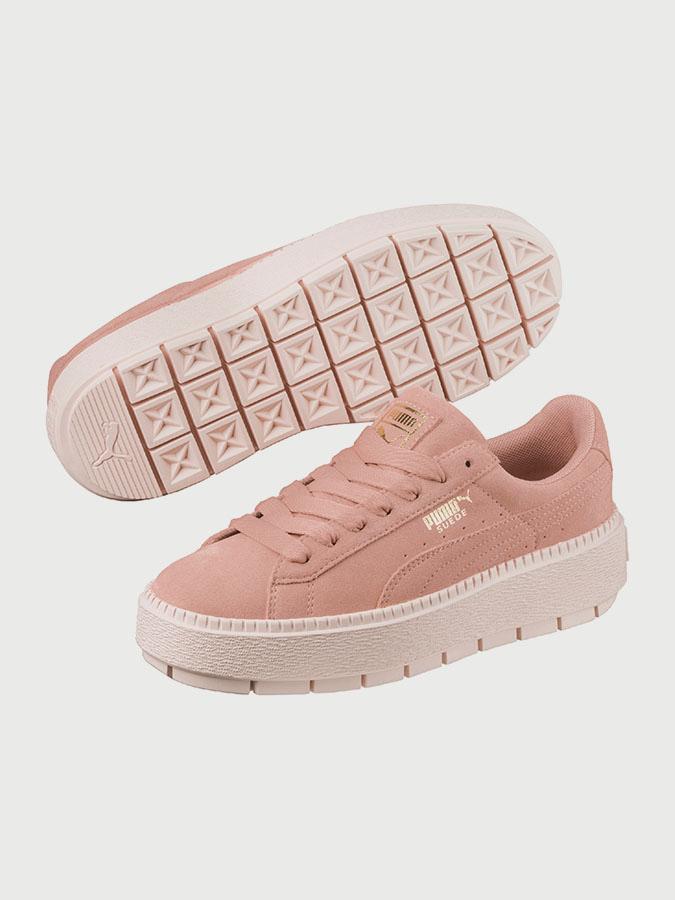Shoes Puma Platform Trace Wn s