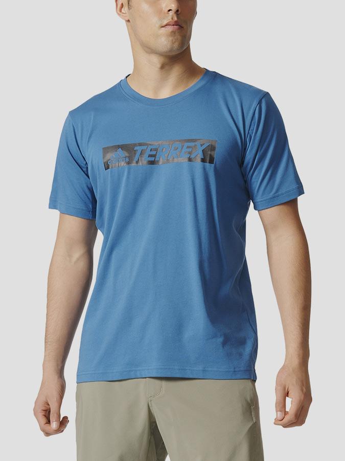 Adidas Performance LOGO BAR TEE T-shirt