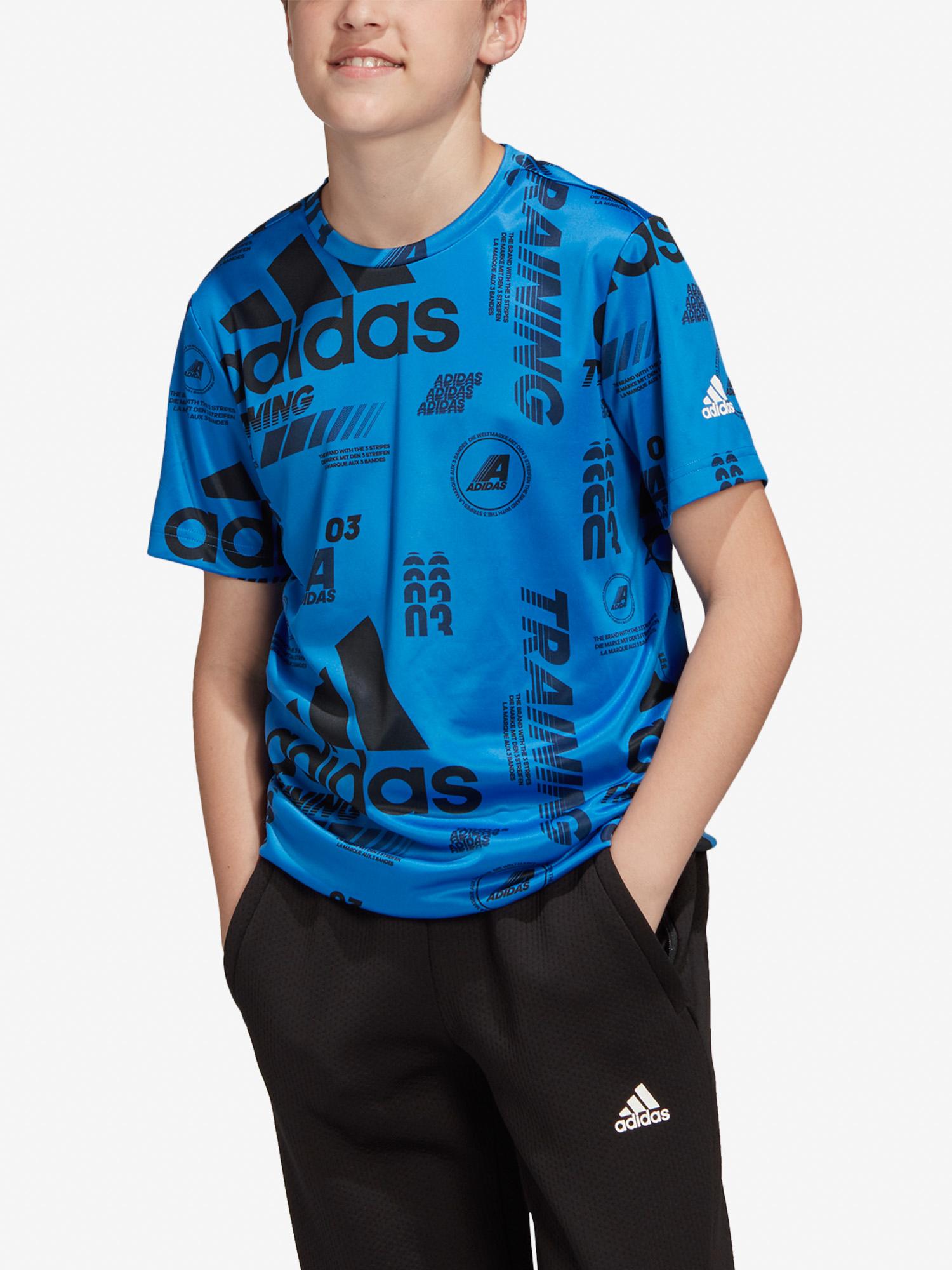 Adidas Performance Yb Tr Bold Tee T-shirt