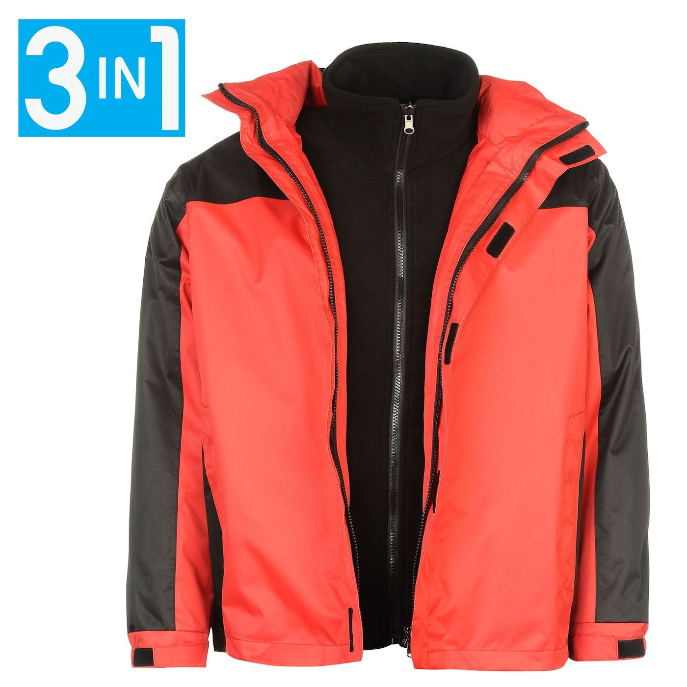 Donnay 3in1 Jacket Mens
