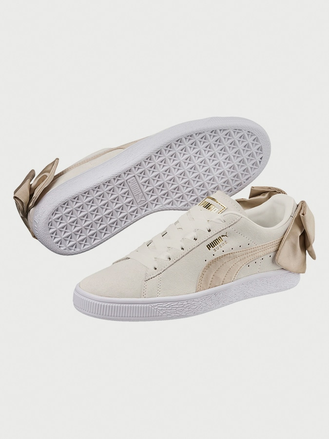Shoes Puma Suede Bow Varsity Wn s