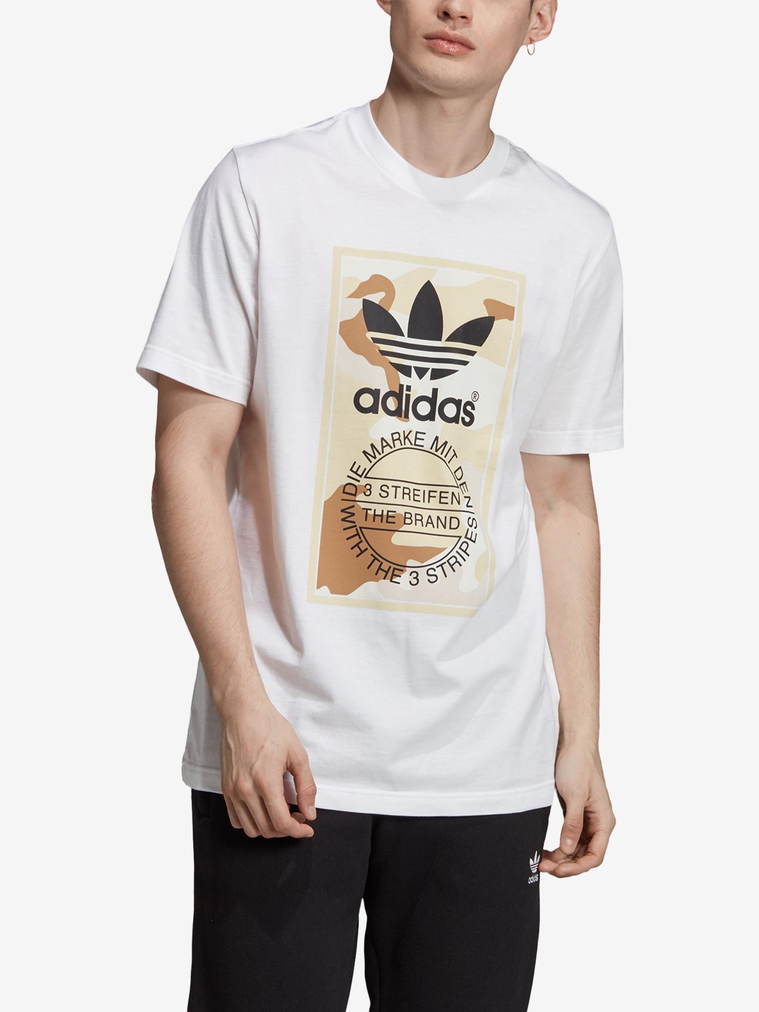Adidas Originals Camo Tee T-shirt