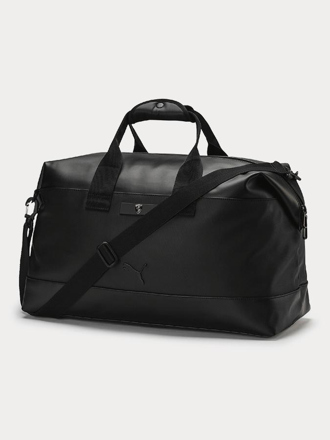 Puma SF LS Weekender Black Bag