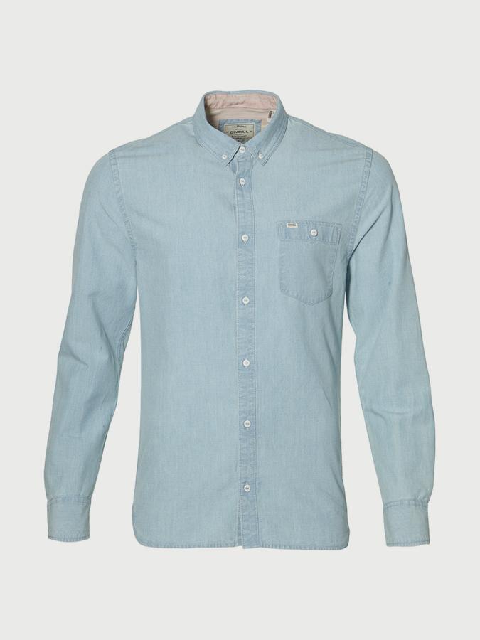 ONeill O ́Neill Lm Indigo L/Slv Shirt