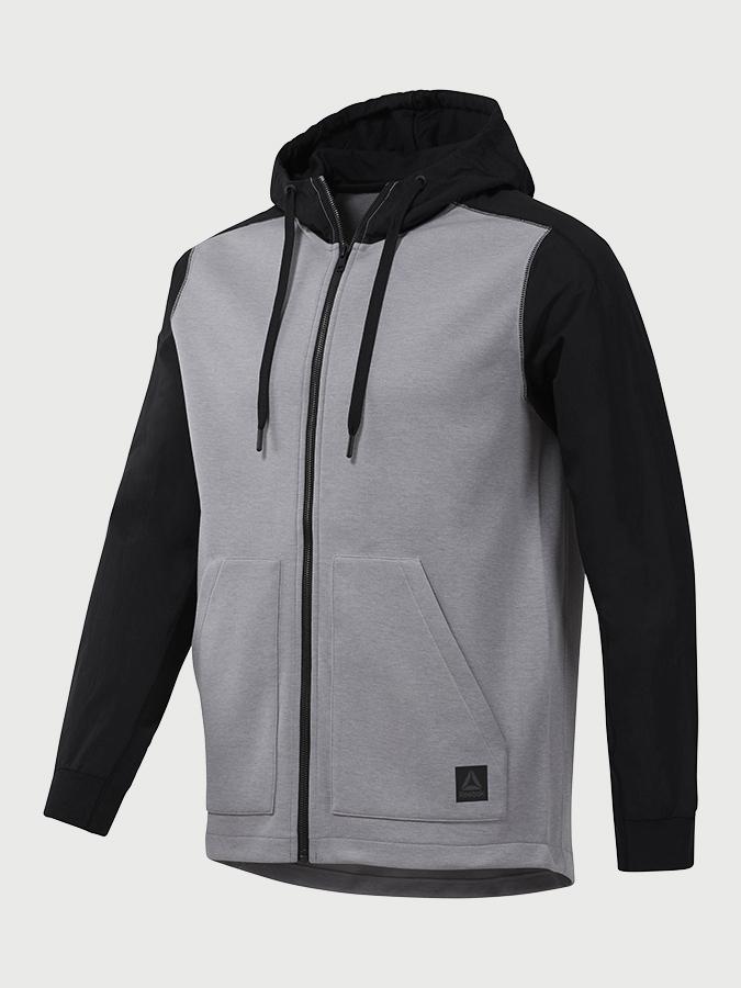 Reebok TS Full-Zip Hoodie